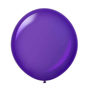 Giant Ballon 36'' Crystal Purple