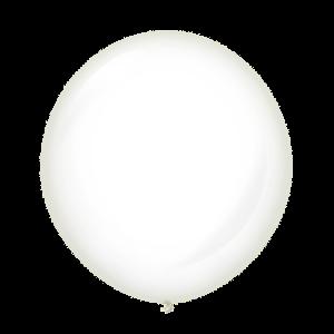 Giant Ballon 36'' Crystal Clear
