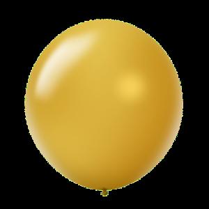 Giant 36'' Balloon Metallic Gold