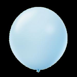 Giant 36'' Balloon Pearl Light Blue