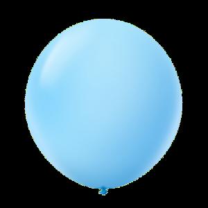 Giant Ballon 36'' Standard Pastel Blue