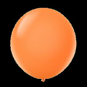Giant Ballon 36'' Standard Tangerine Orange