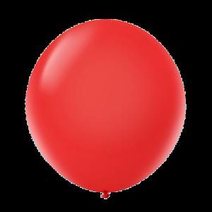 Giant Ballon 36'' Standard Warm Red