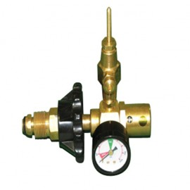 Self Sealing Valve Regulator
