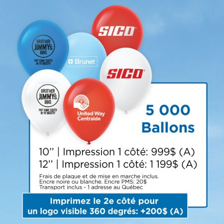 5000-ballons